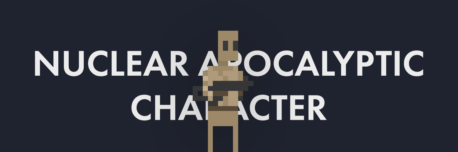 Nuclear Apocalyptic - Character Asset Pack