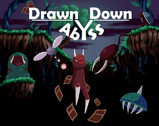 Drawn Down Abyss [$4.99] [Action] [Windows] [Linux]