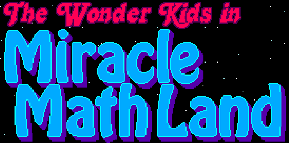 Miracle Math Land
