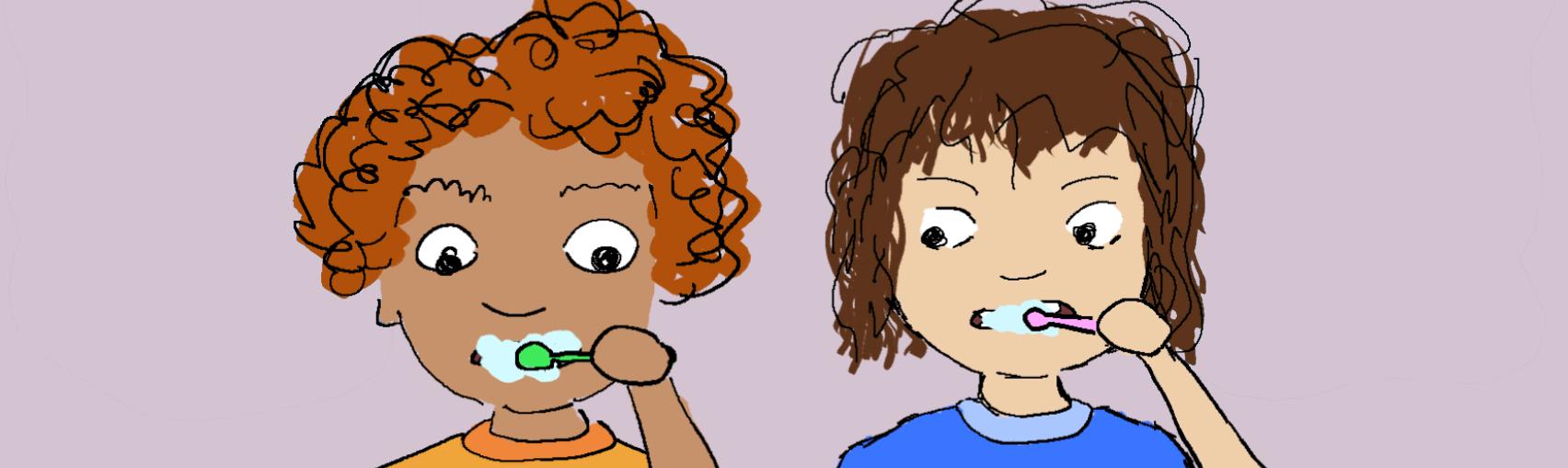 Domestic Toothbrushing Simulator