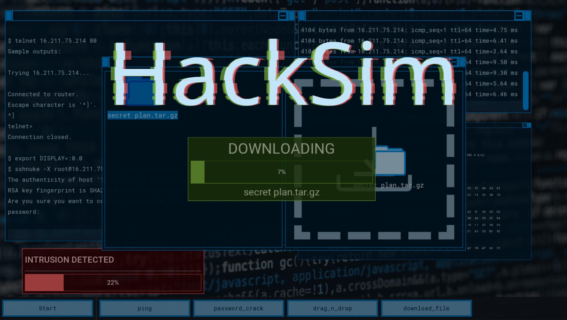 HackSim