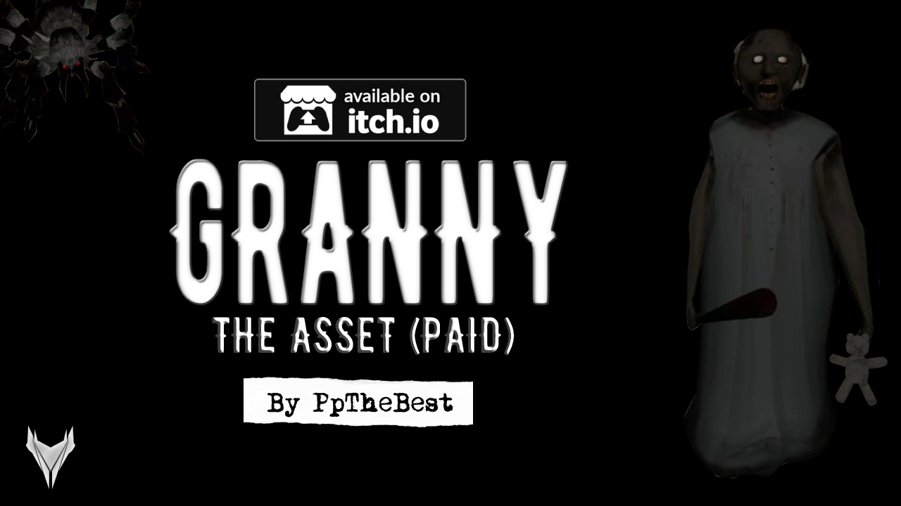 Granny - The Asset (C#) Paid
