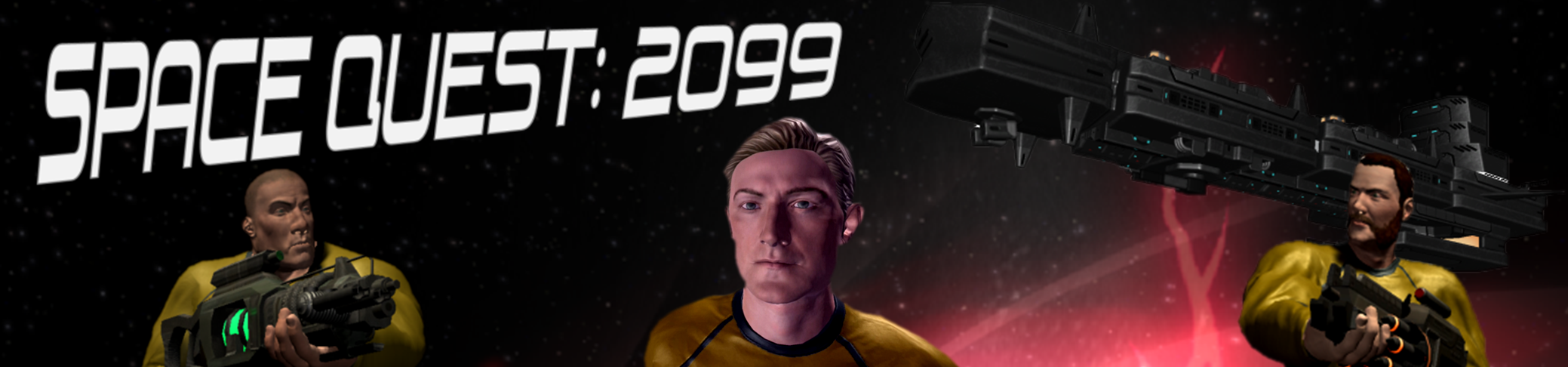 Space Quest: 2099