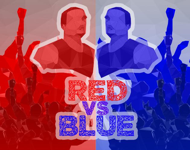 "Red vs Blue ""Semana"" Game Jam"