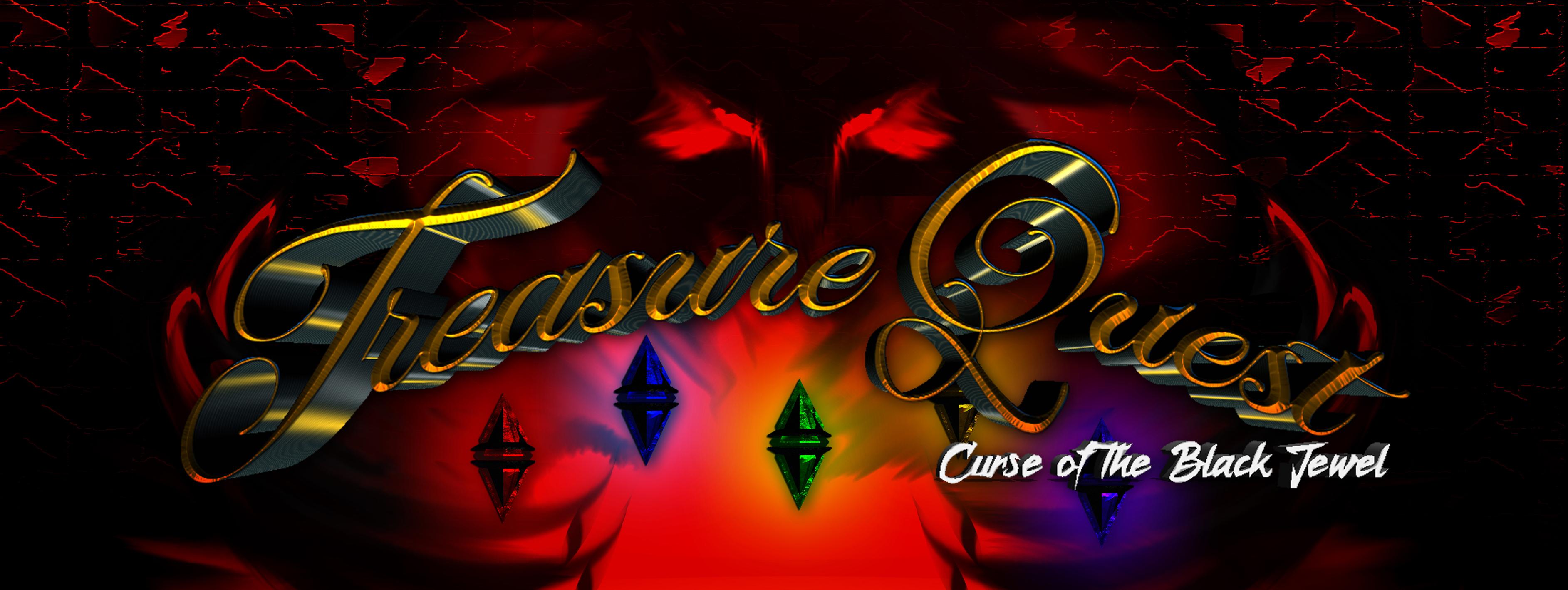 Treasure Quest: Curse of the Black Jewel