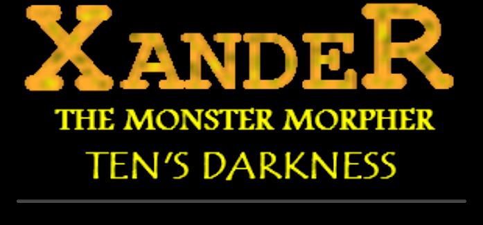 Xander Classic: Ten's Darkness