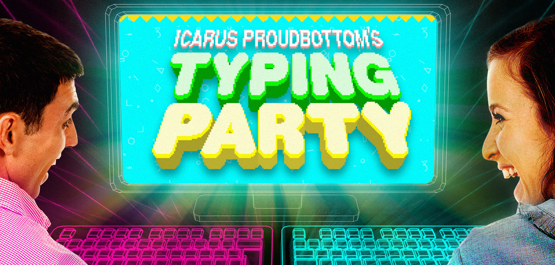 Icarus Proudbottom's Typing Party