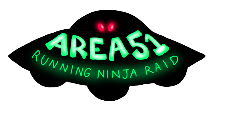 Area 51: Running Ninja Raid
