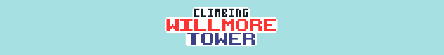 Climbing Willmore Tower
