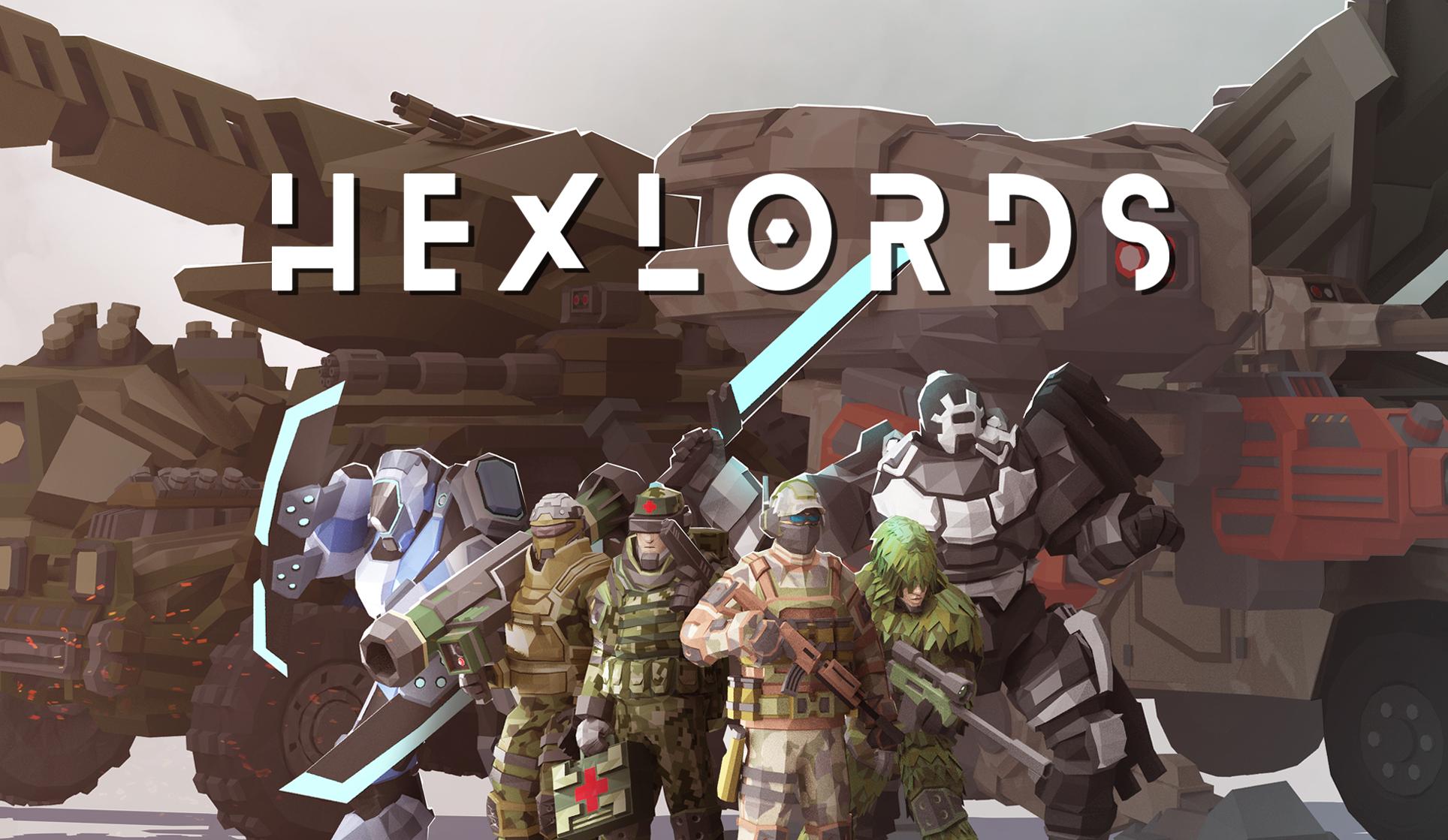 Hexlords - Quantum Warfare