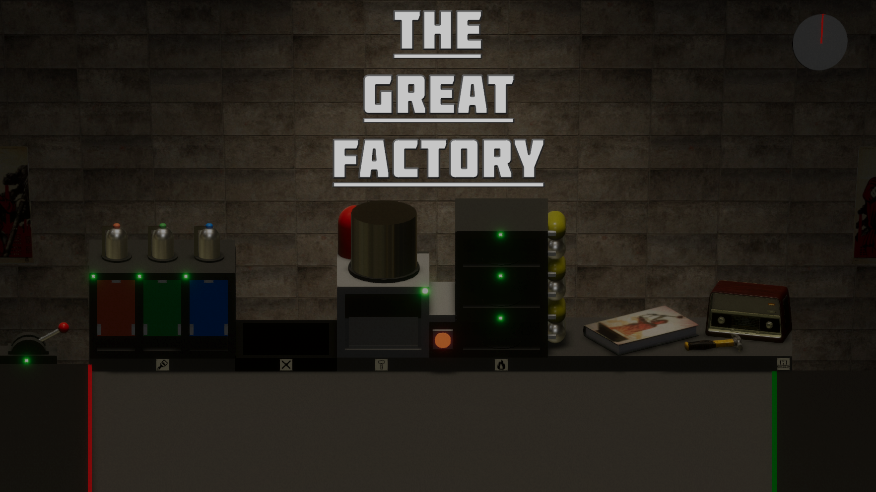 The Great Factory