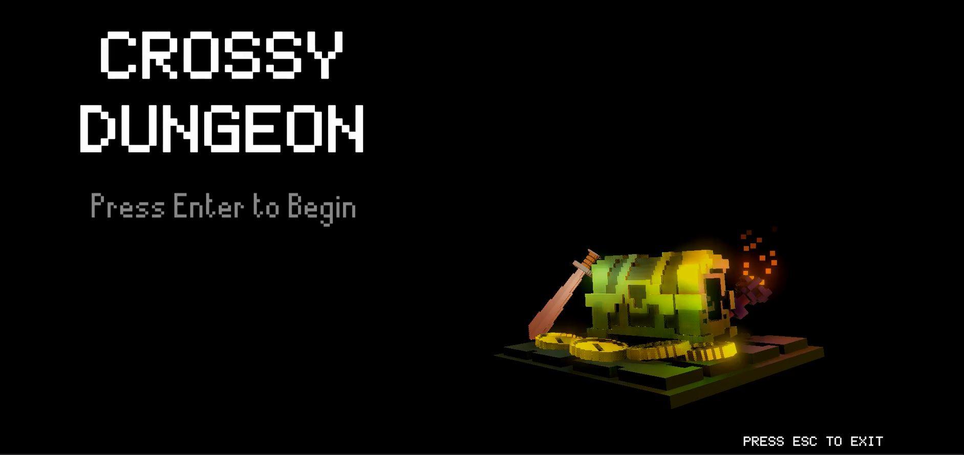 Crossy Dungeon (Version 2.0)