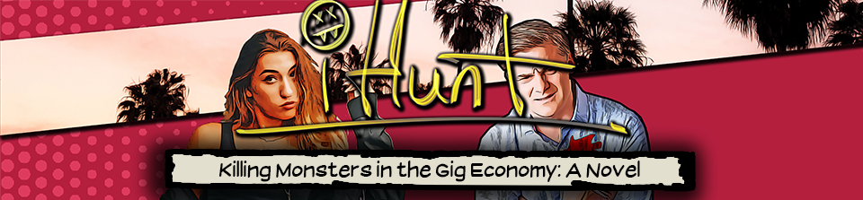 #iHunt: Killing Monsters in the Gig Economy - PHYSICAL OR DIGITAL NOVEL