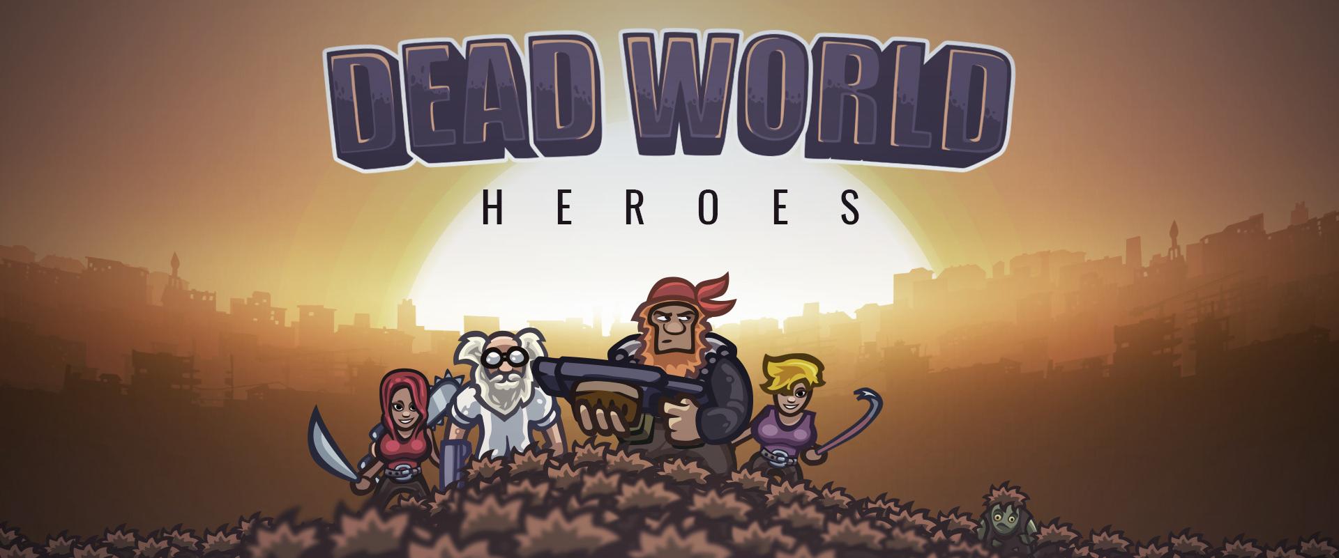 Dead World Heroes