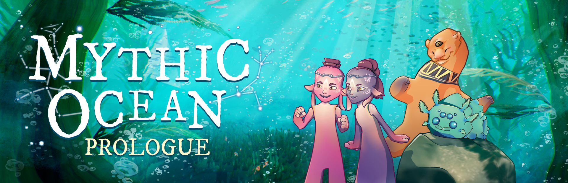 Mythic Ocean: Prologue