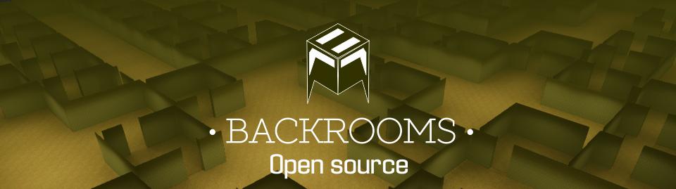 Backrooms Open source