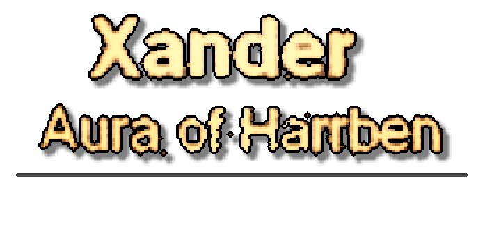 Xander Classic: Aura of Harrben
