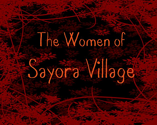 The Women of Sayora Village
