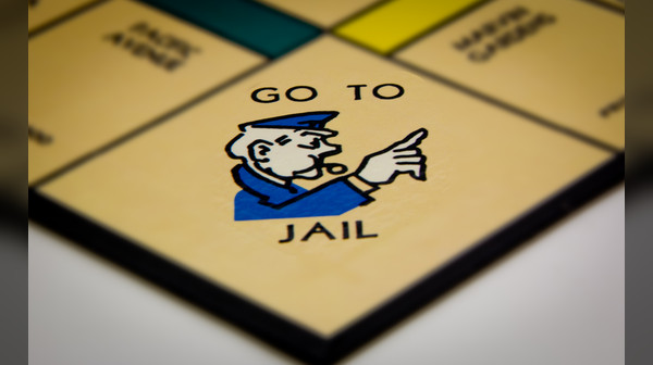 Go Directly to Jail Released! - Go Directly To Jail (Do not pass go, do not  collect $200) by Typhos Games