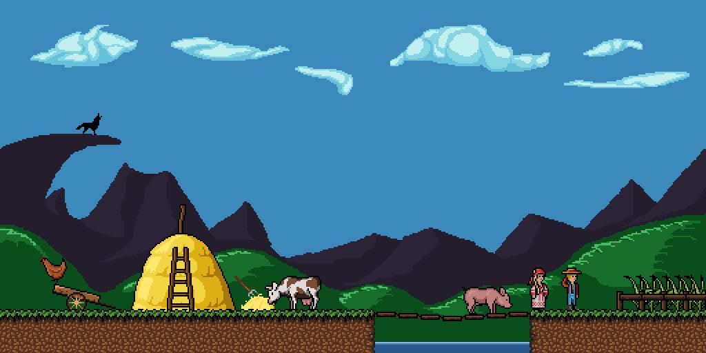 Farming Set (32x32)