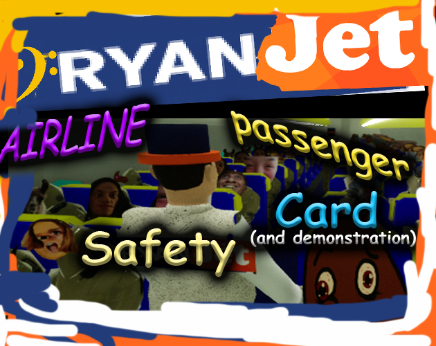 Ryan Jetlines Safety Demonstration - The Game