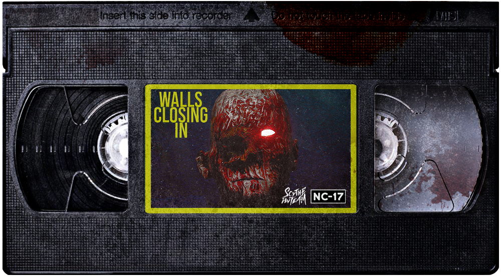 Walls Closing In (VHS)