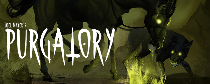 Joel Mayer's Purgatory - A Horror Adventure Game