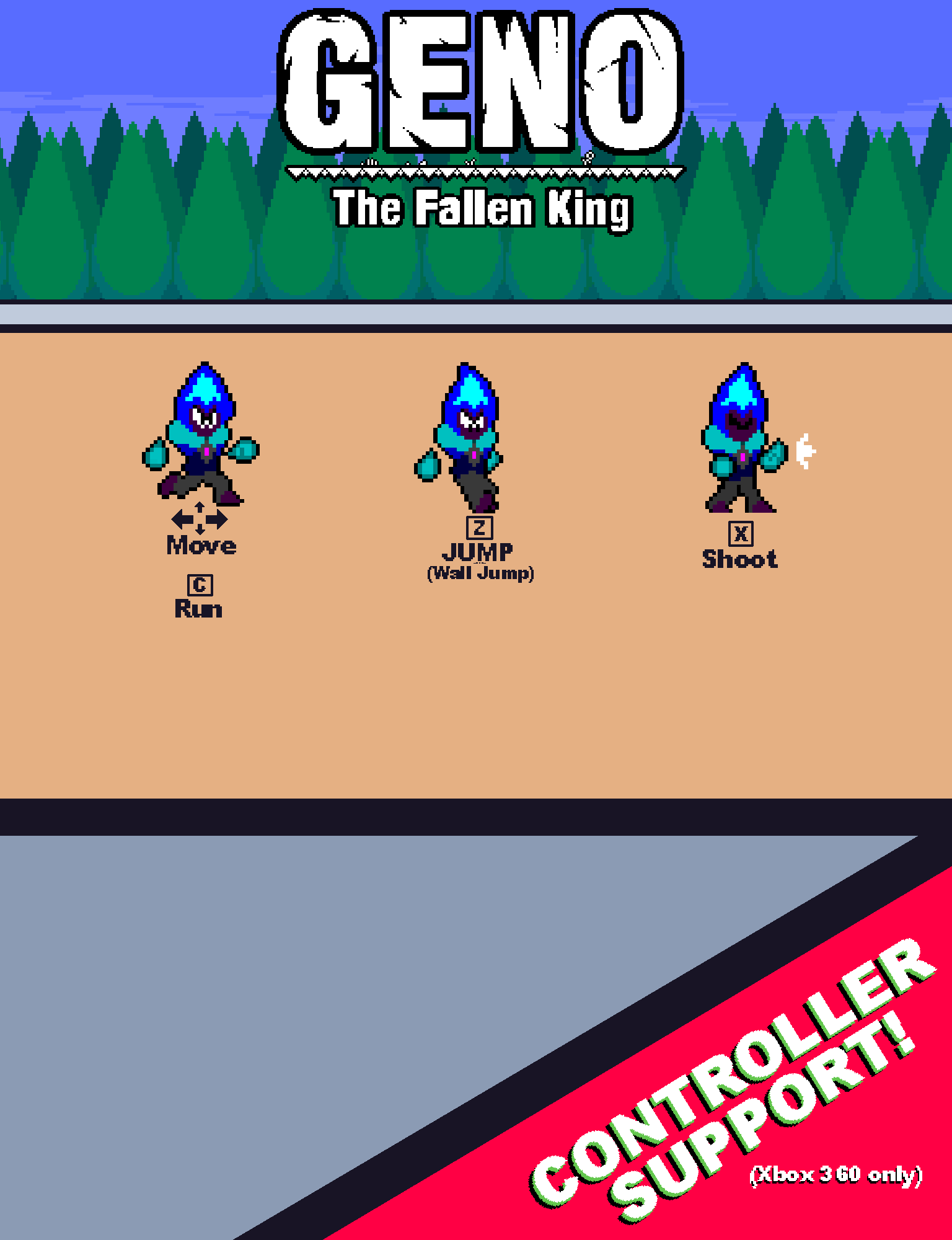 Geno the Fallen King