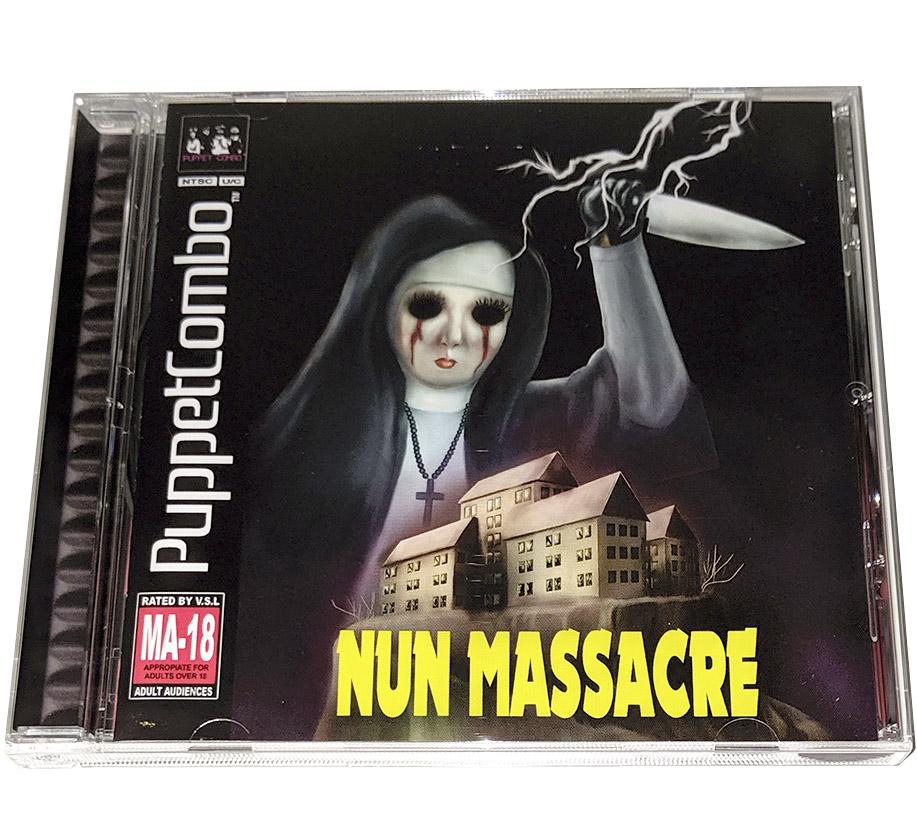 Nun Massacre Cd-Rom