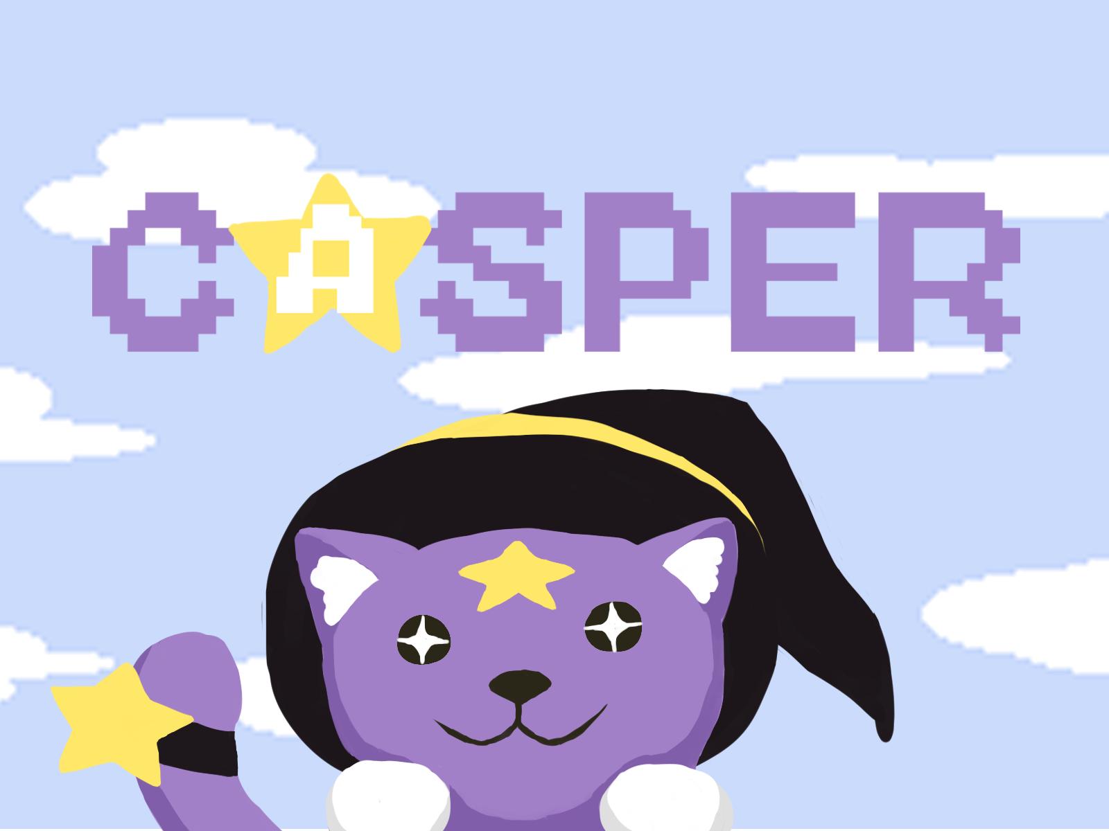 Power Raptors: Casper