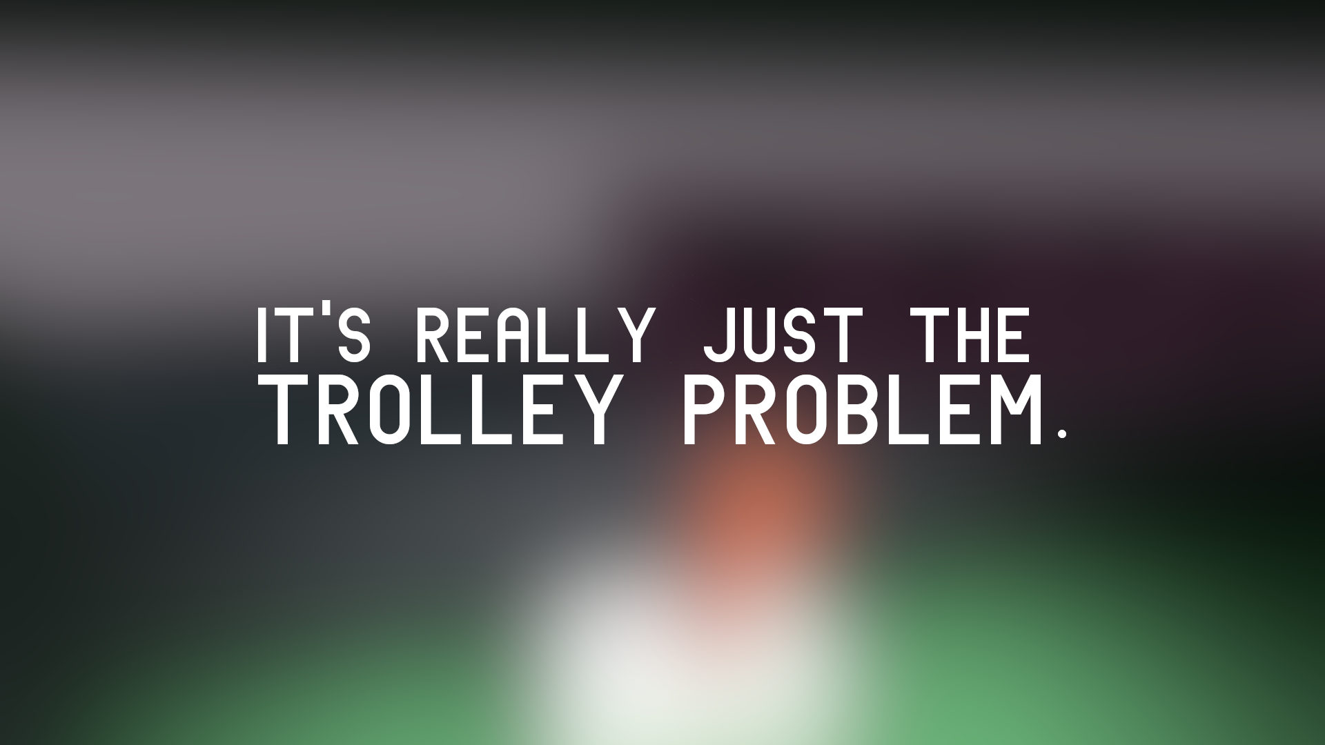 Trolley (One Hour Game Jam)