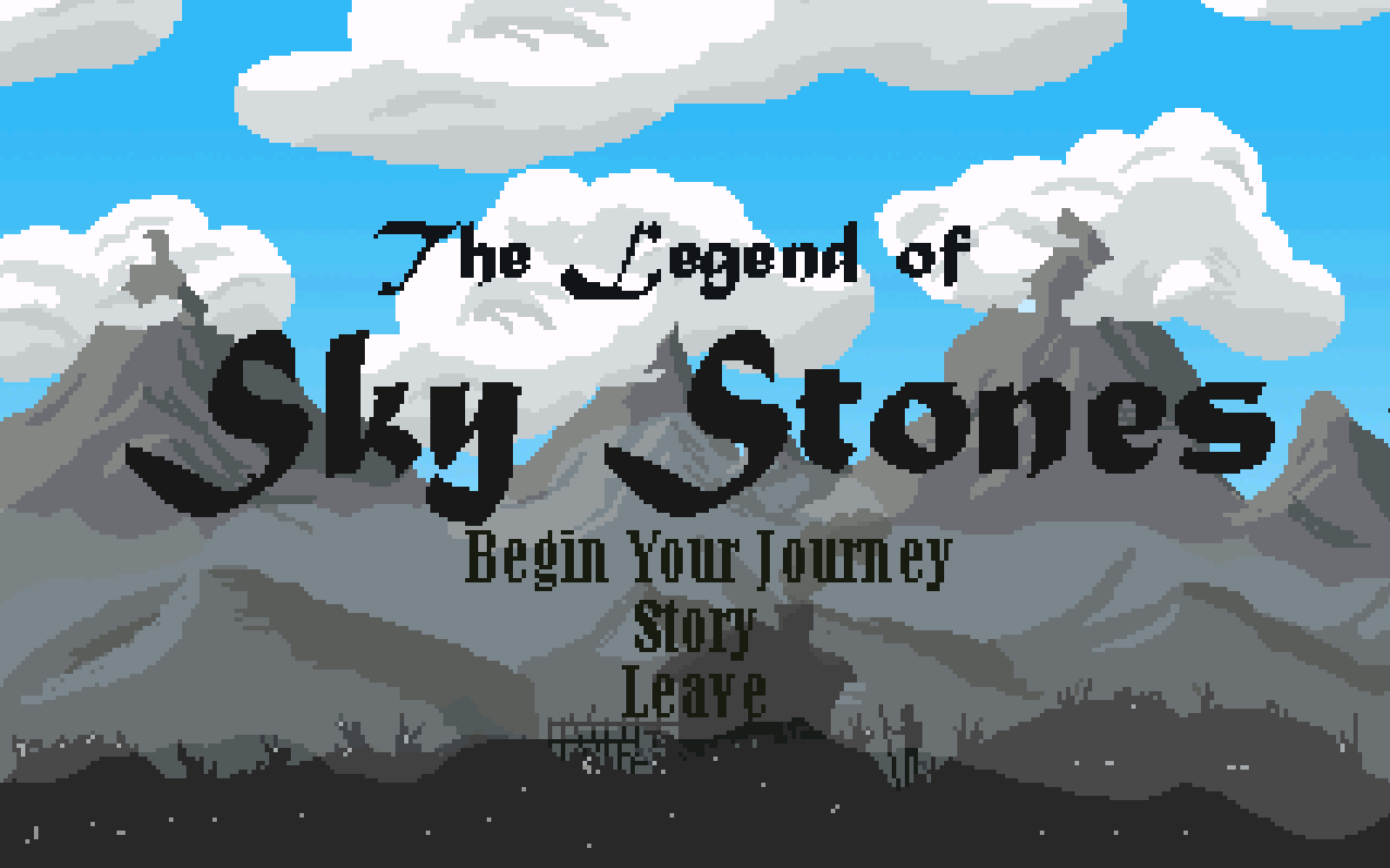 Legend Of Sky Stones