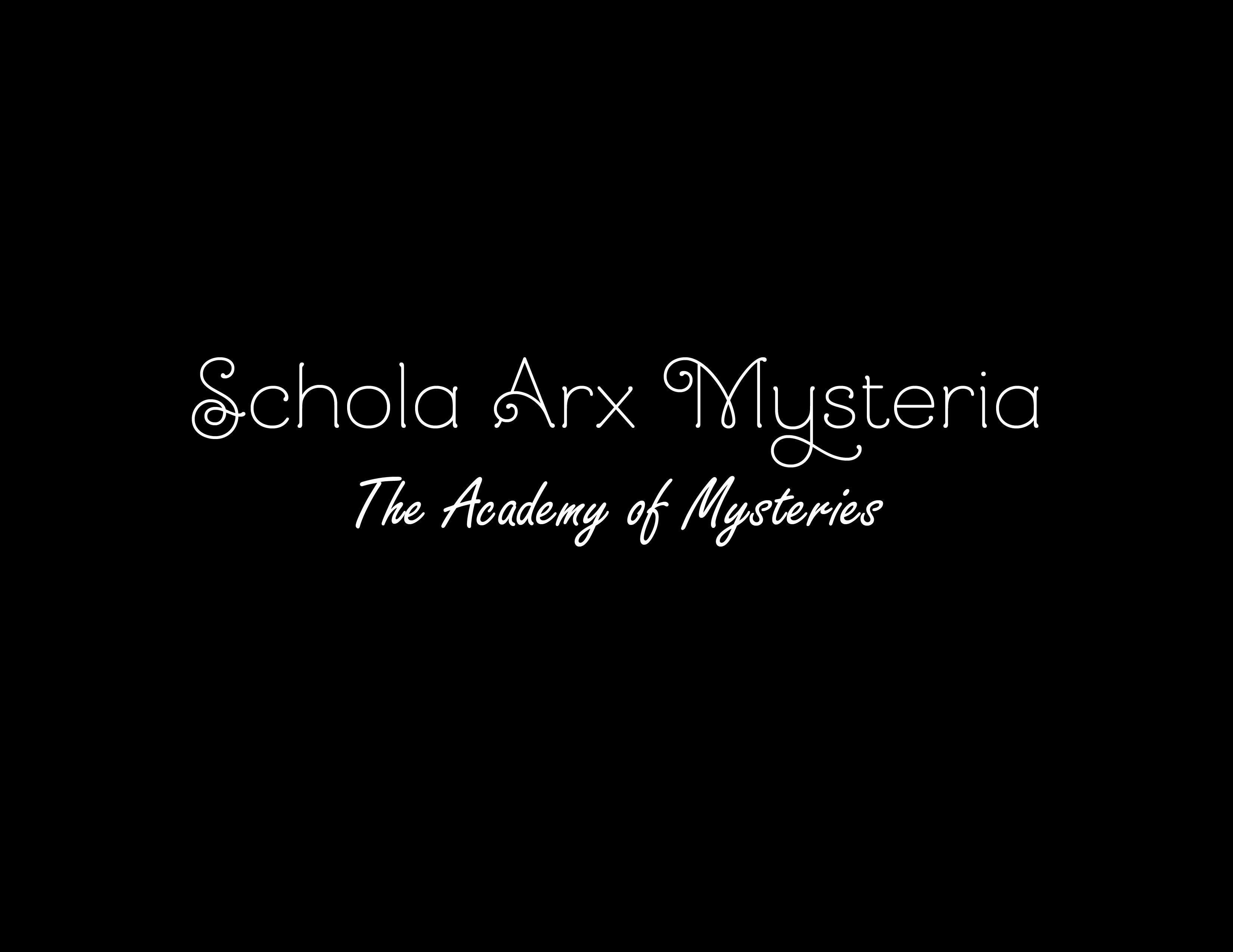 Dull Blades: Schola Arx Mysteria