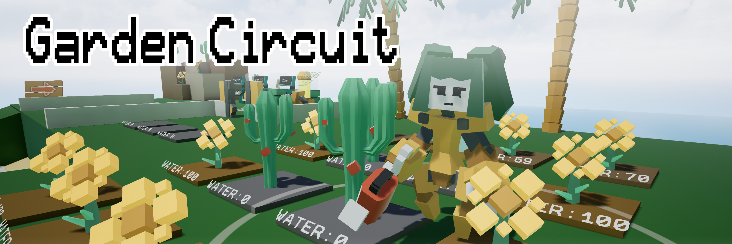 Garden Circuit - LD45