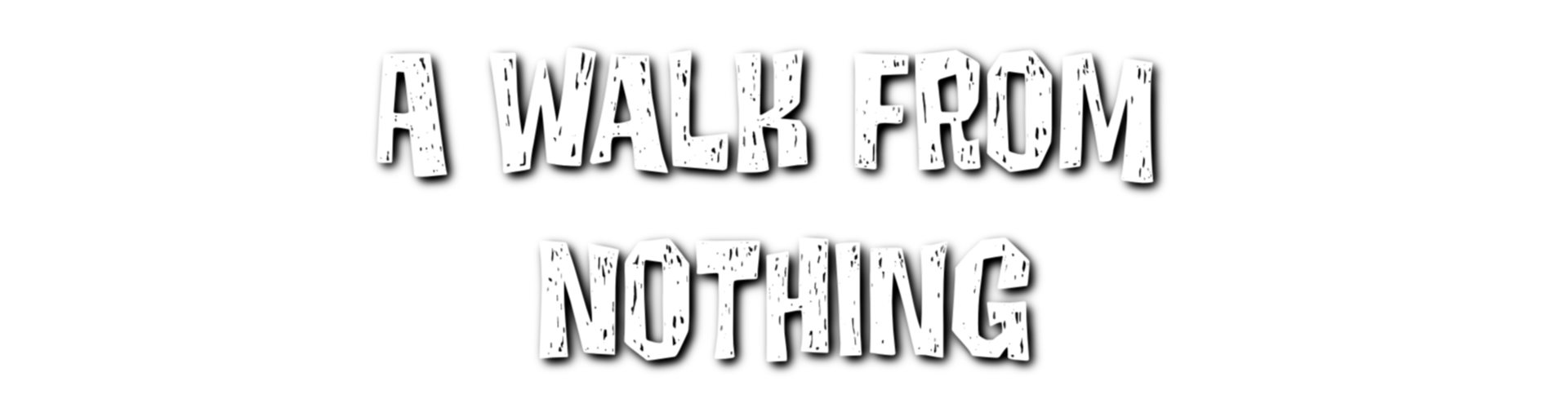 A Walk From Nothing - Ludum Dare 45