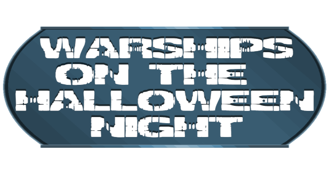 Warships On The Halloween Night