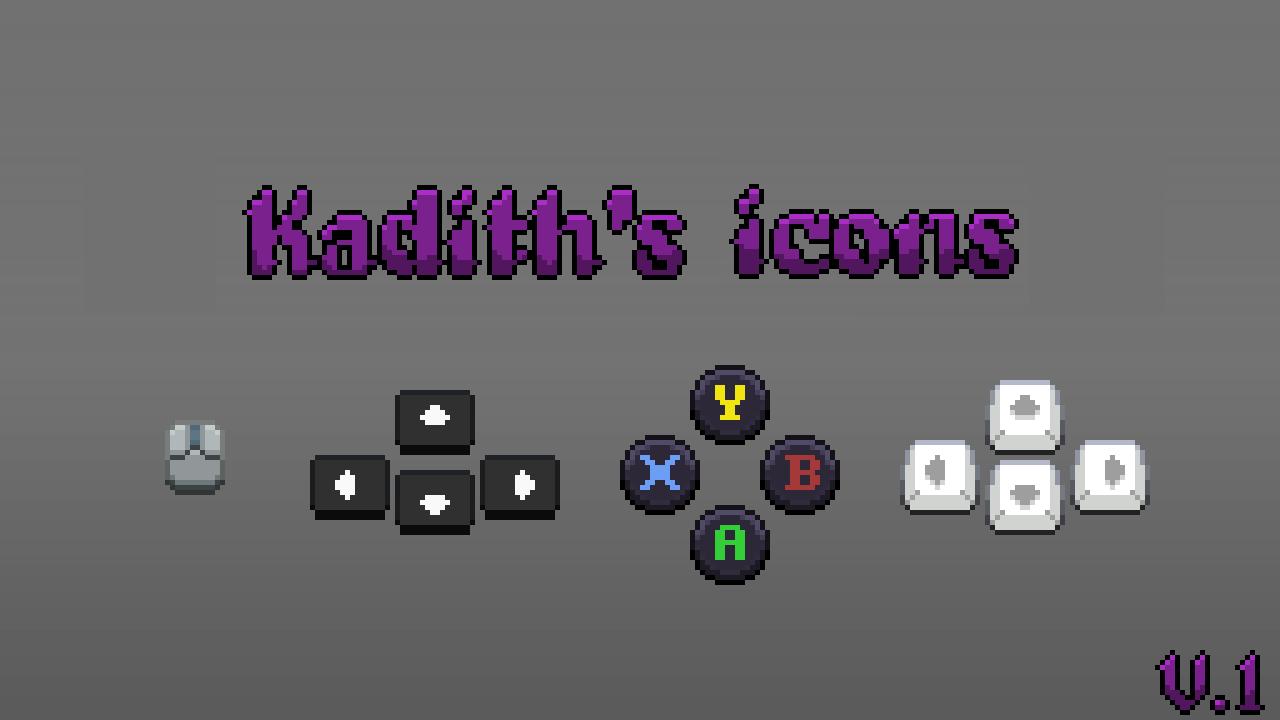 Kadith's icons