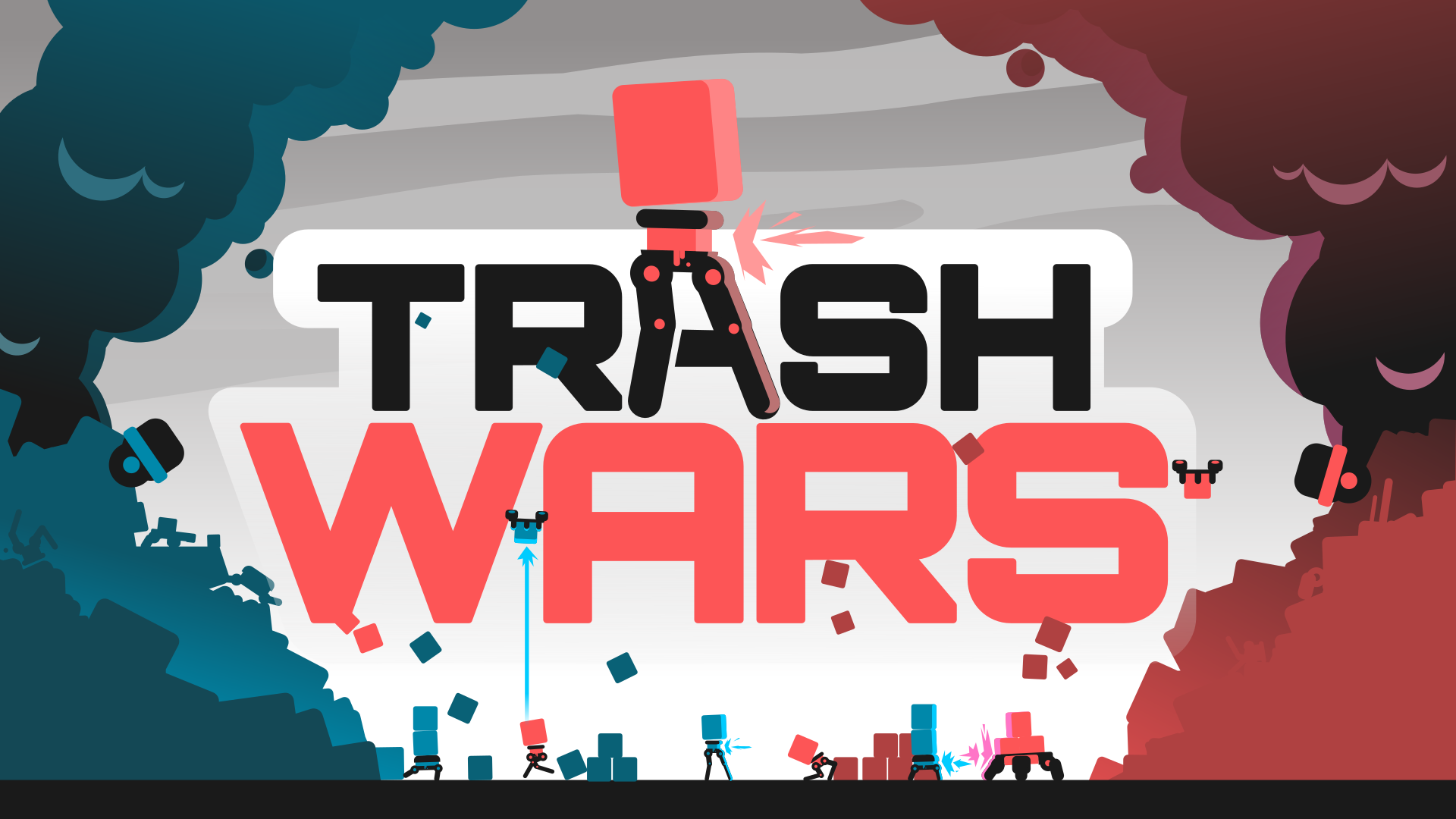 Trash wars