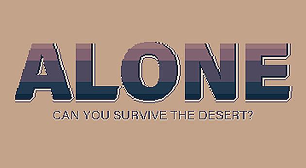 Alone - Ludum Dare 45