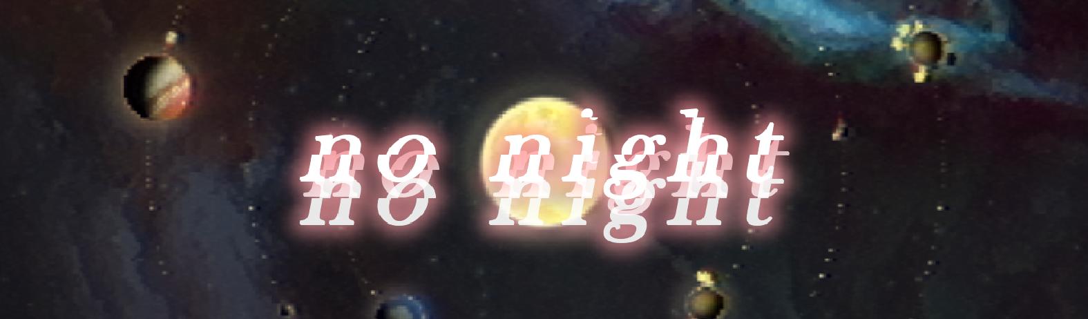 no night :: a solar music garden