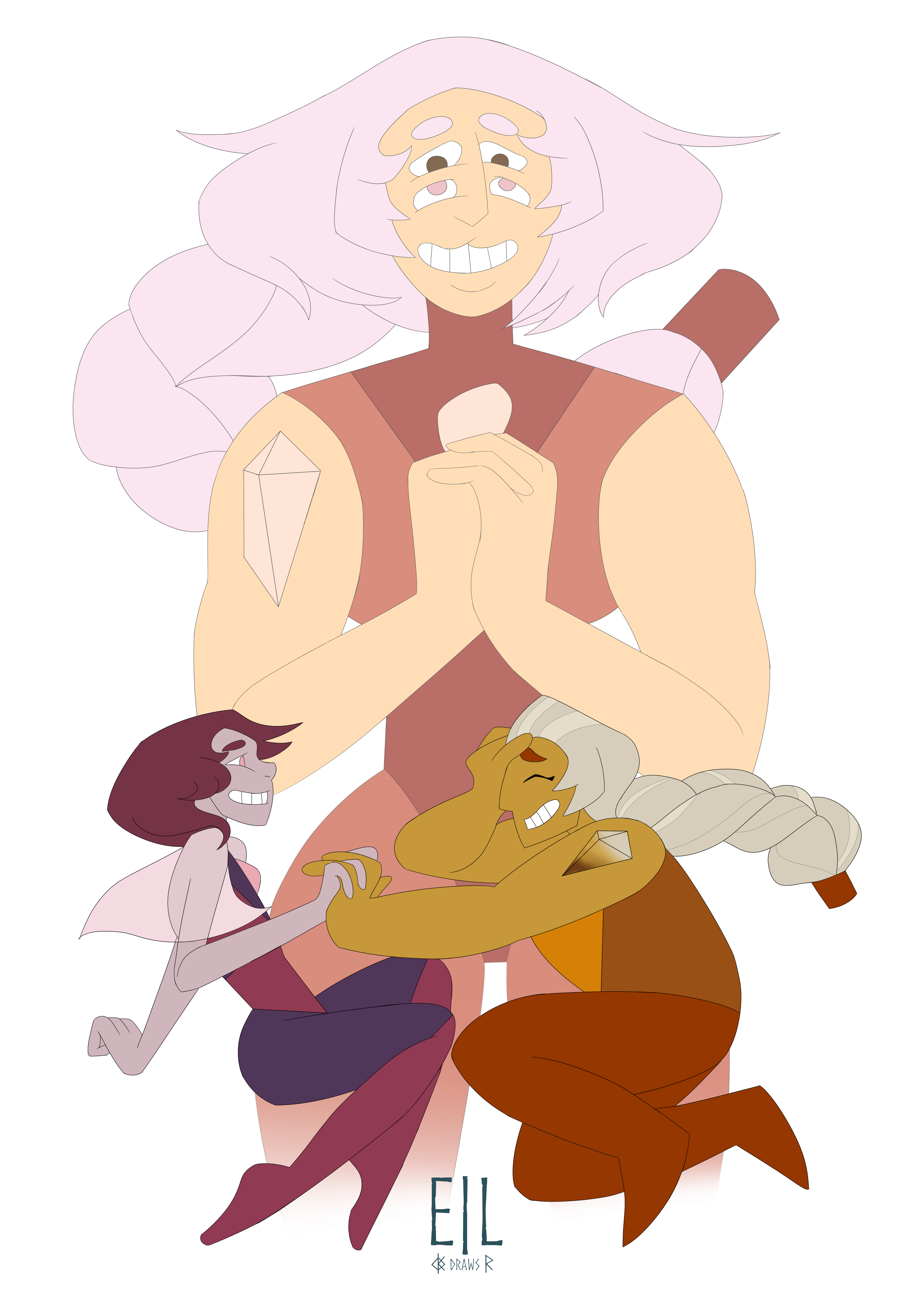 Jewel Guardians and the Kid (beta)