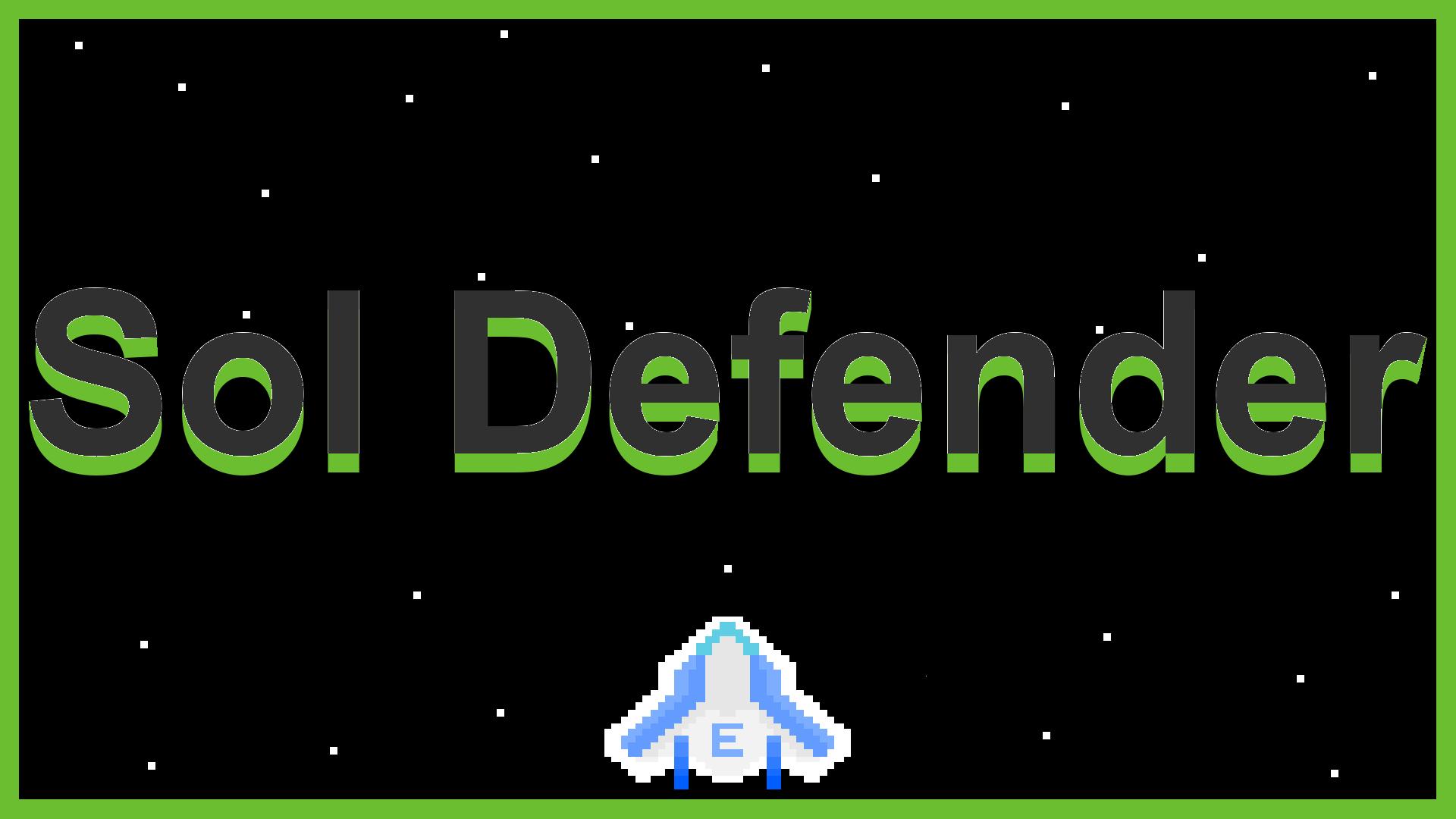 Sol Defender