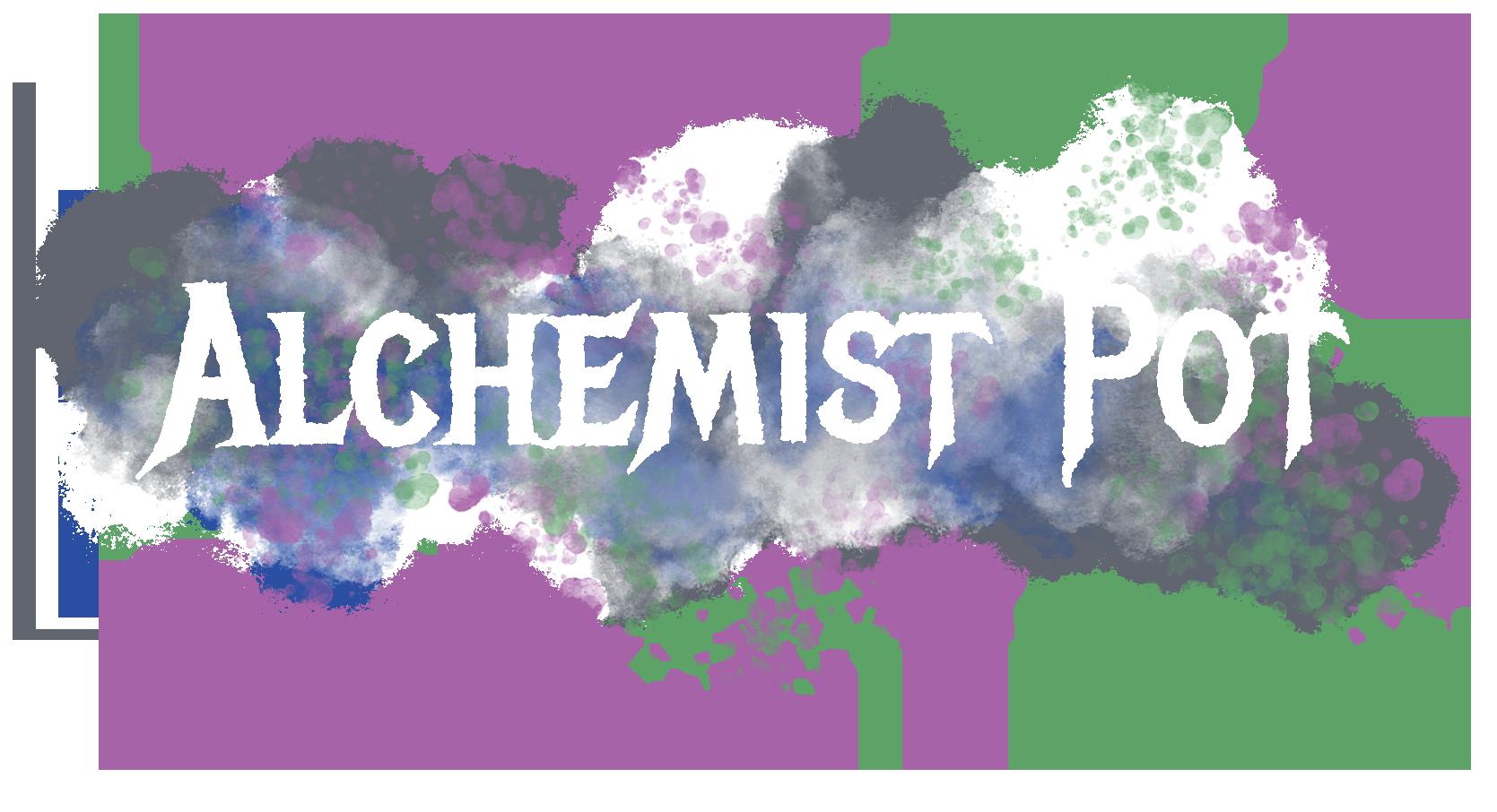 Alchemist Pot