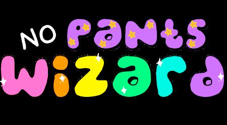No Pants Wizard