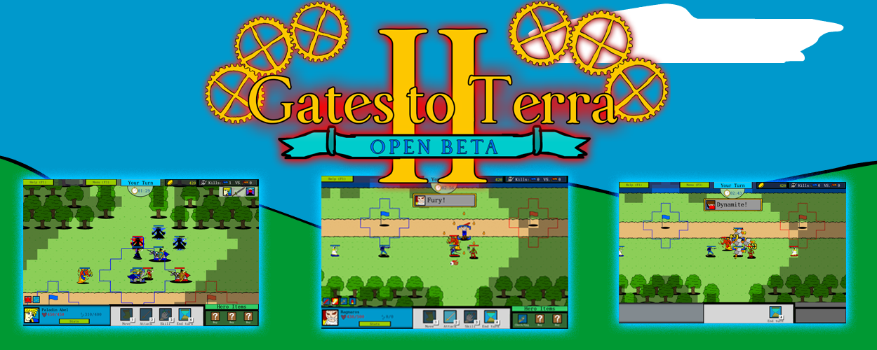 Gates to Terra II