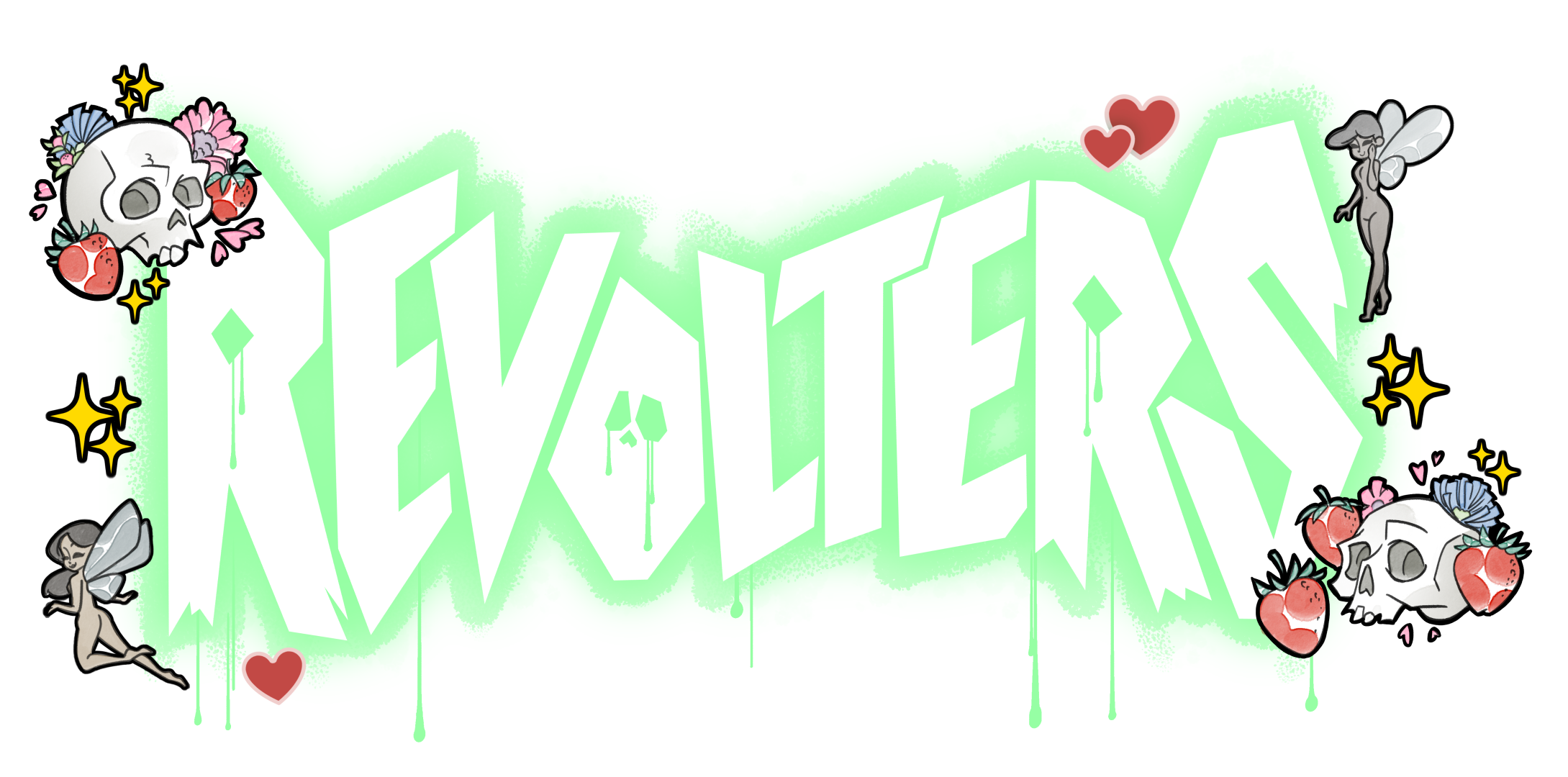REVOLTERS #1