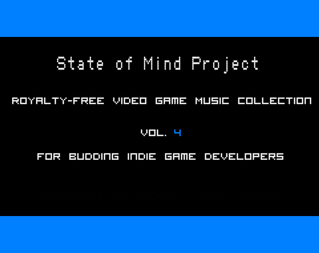 State of Mind - Royalty-Free Game Music Collection Vol. 4