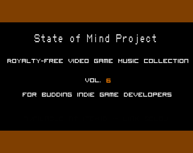 State of Mind - Royalty-Free Game Music Collection Vol. 6