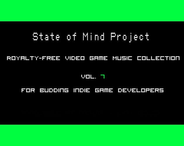 State of Mind - Royalty-Free Game Music Collection Vol. 7
