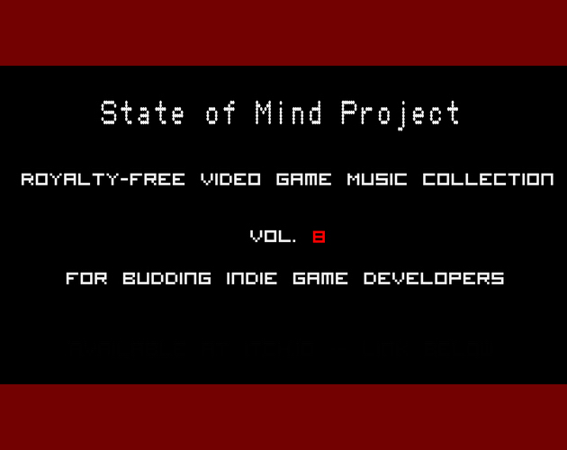 State of Mind - Royalty-Free Game Music Collection Vol. 8